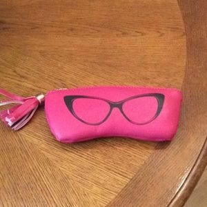 Amici's glasses case brand new no tags